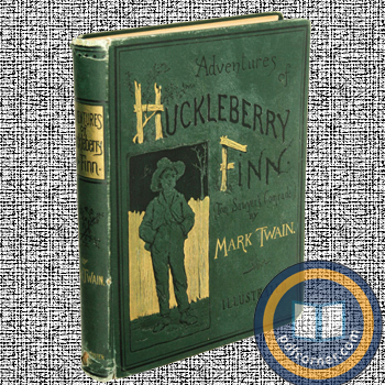 Adventures of Huckleberry free download pdf book