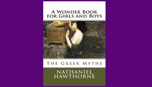 A Wonder Book For Girls And Boys