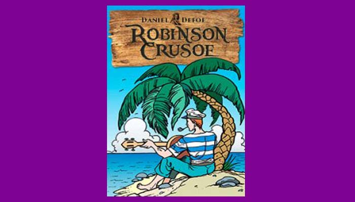 Robinson Crusoe Story Pdf