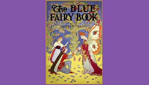 The Fairy Blue Book