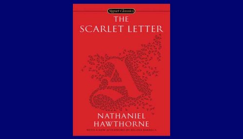 The Scarlet Letter First Edition