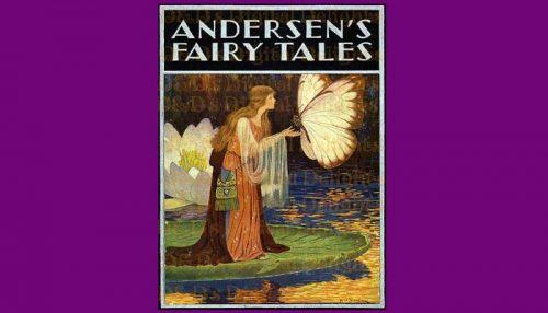 Andersen Fairy Tales Book