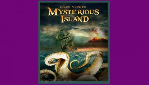 Mysterious Island Book