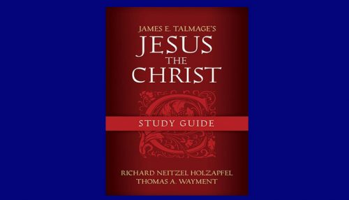 Jesus The Christ Talmage