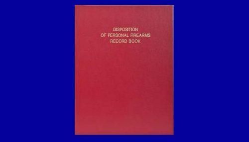 A Personal Record Book