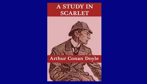 A Study In Scarlet Book