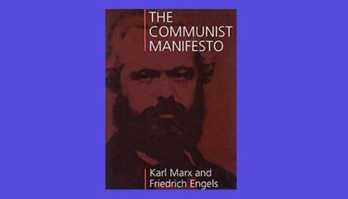 Communist Manifesto Book