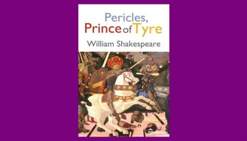 Pericles, Prince Of Tyre Book