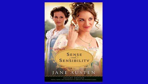 Sense And Sensibility Book