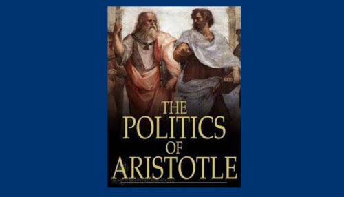 Politcs by aristotle