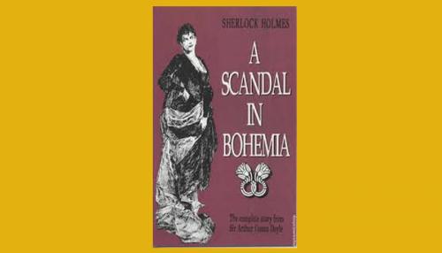 a scandal in bohemia pdf