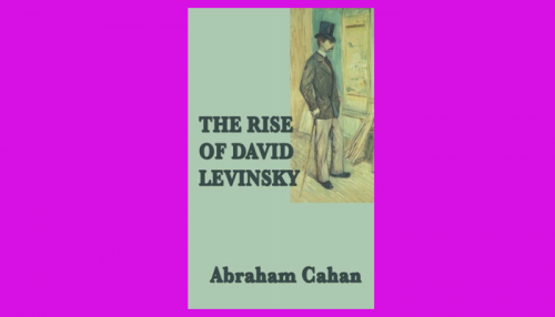the rise of david levinsky pdf