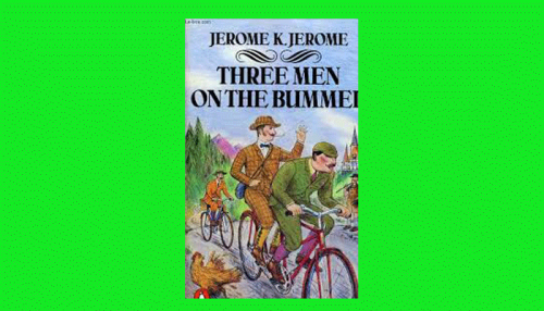 three men on the bummel pdf