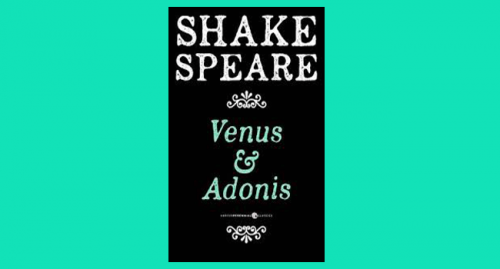 venus and adonis shakespeare pdf