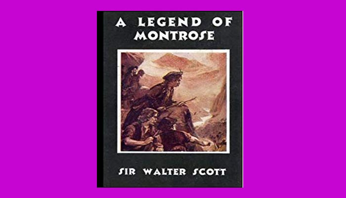 A Legend Of Montrose pdf