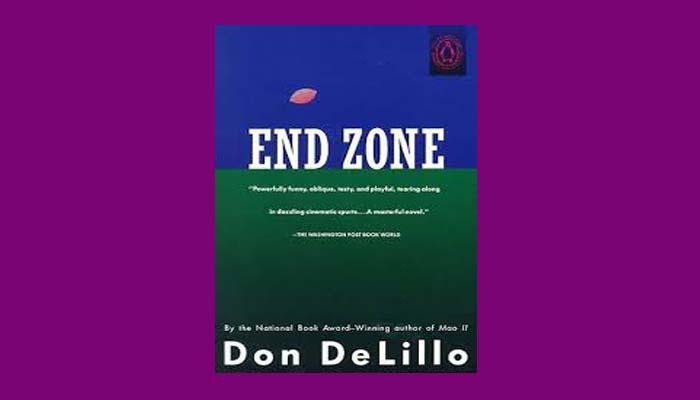 End Zone pdf Don DeLillo
