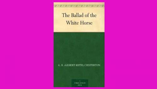 ballad of the white horse pdf