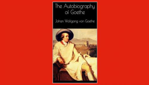 goethe autobiography pdf