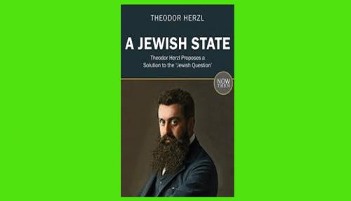 herzl the jewish state pdf