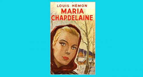 maria chapdelaine pdf