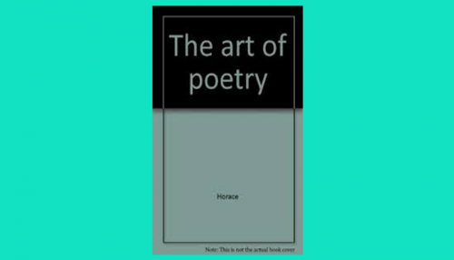 the art of poetry horace pdf