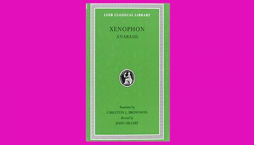 xenophon anabasis pdf